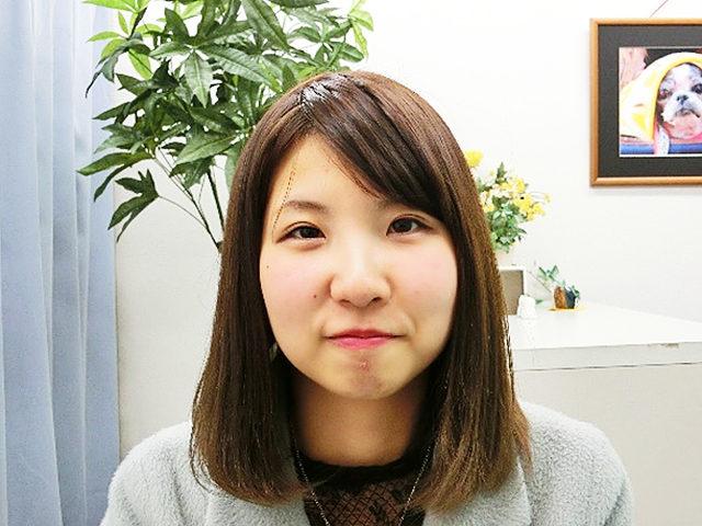 小顔・顔の歪み矯正S.Mさん(20歳)