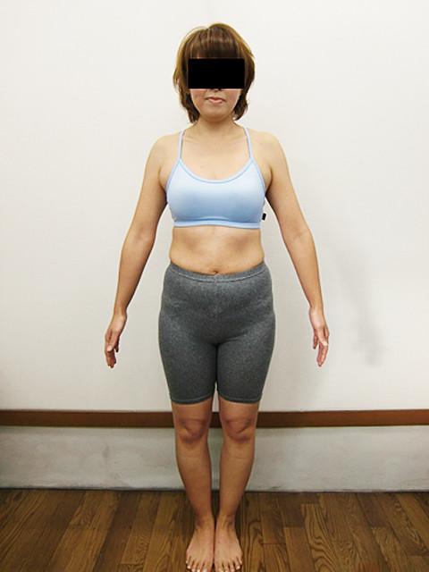 C.Nさん42歳 3か月体重-5㎏! ウエスト-7cm!アフター写真