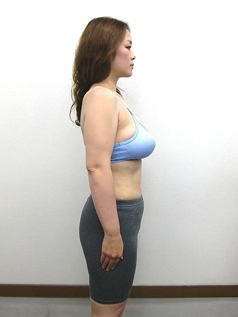 3か月 体重-2.6kg!ウエスト-6.5cm!ヒップ-5cm!アフター写真